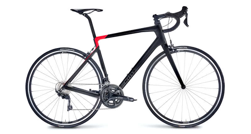 Rose Reveal Four Carbon Rennrad