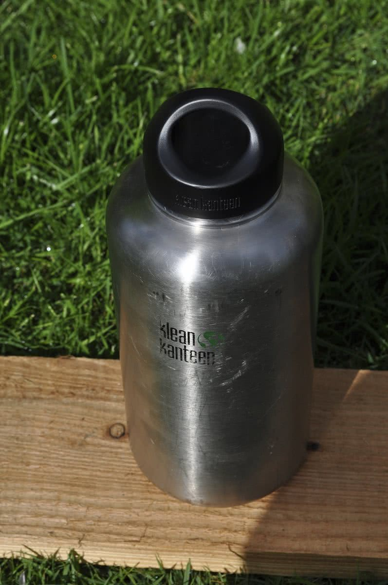 Klean Kanteen Wide 64oz mit Loop Cap